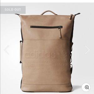 Adidas Original Leather backpack